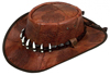 Rust Outback Hat by Jacaru