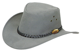 Grey Ranger Hat by Jacaru